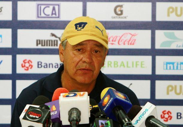 José Luis Trejo culpa a las lesiones por derrotas de Pumas