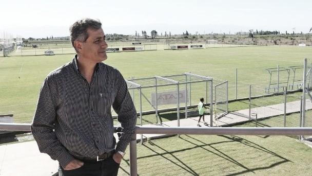 """José Mansur: """"Vamos a armar un buen plantel"""""""