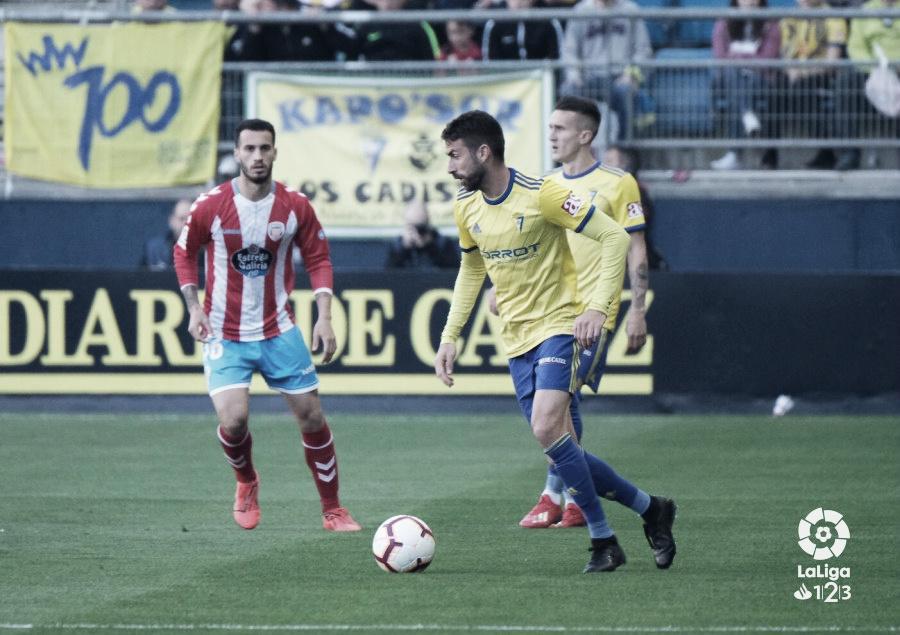 """José Mari: """"El objetivo es entrar en playoff"""""""
