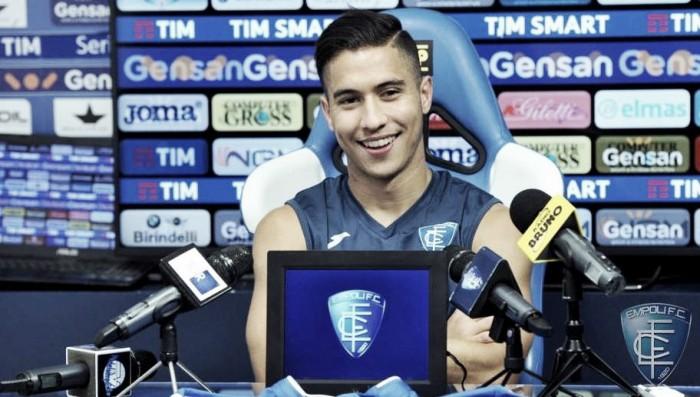 """Empoli, la voglia di Josè Mauri: """"Al Milan non ero importante, qui per giocare e ritrovare fiducia"""""""