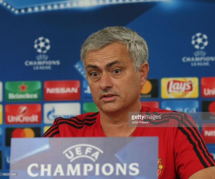José Mourinho clarifies recent comments: My future is at Manchester United