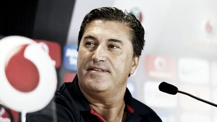 """José Peseiro: """"Es un partido que queremos ganar porque es importante"""""""