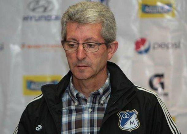 José Portolés no continúa en Millonarios