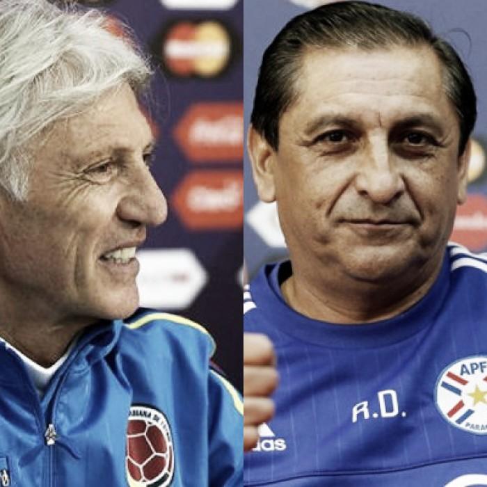 En el banco duelo argentino