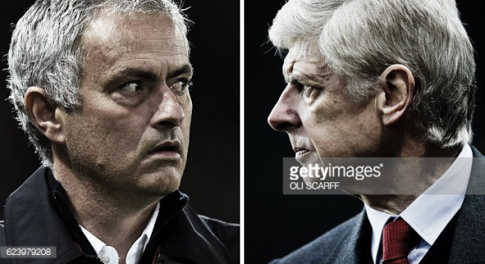 Manchester United v Arsenal: A different kind of derby