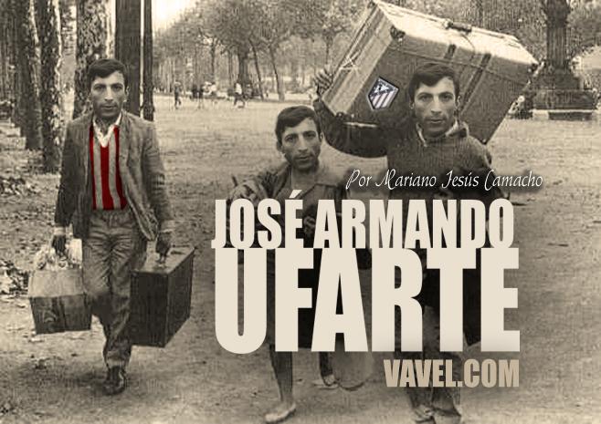 Armando Ufarte, el espanhol