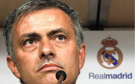 A passagem do meteoro Mourinho na galáxia Real Madrid