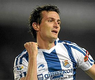 Joseba Llorente relacionado con Osasuna