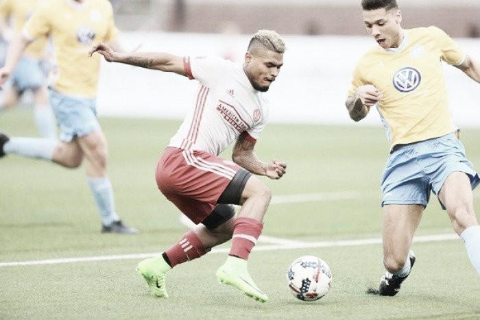Josef y Atlanta Uniteddebutaron en la MLS