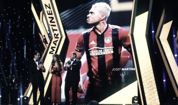 """Josef Martínez es elegido """"Jugador más Valioso de la MLS"""""""