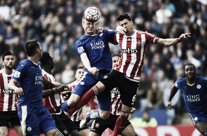 Jose Fonte: We needed more composure against Leicester