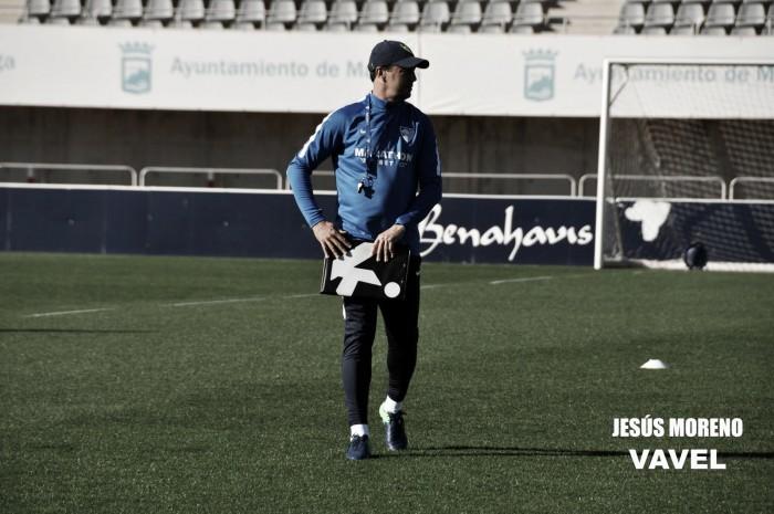 "José González: ""La actitud de mis jugadores es espectacular"""