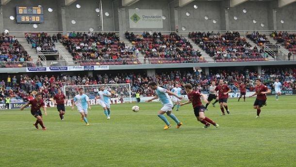 Pontevedra CF - SD Compostela: derbi gallego en horas bajas