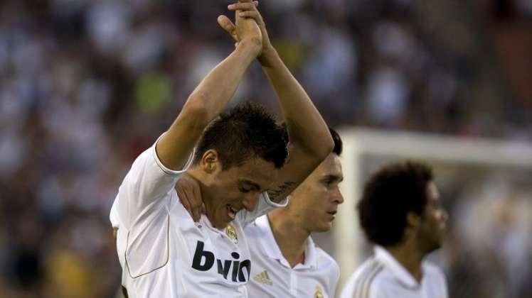 El Madrid hace oficial el traspaso de Joselu al Hoffenheim