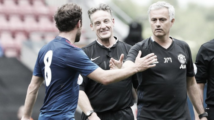 There is space for Juan Mata at Manchester United, says Jose Mourinho