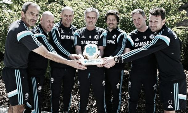 Jose Mourinho wins Premier League Manager of the Season accolade