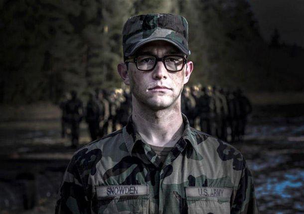 Primeras imágenes de Joseph Gordon-Levitt como Edward Snowden