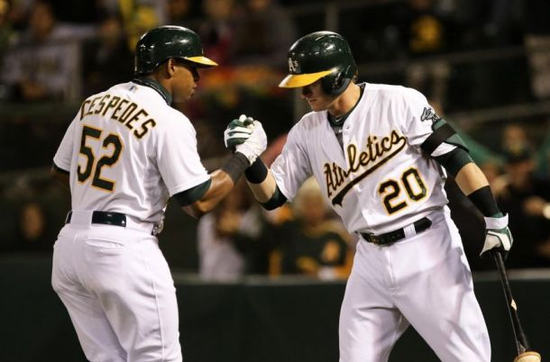 Oakland A's Grab 60th Win On Year With Dramatic Donaldson Walk-off Homer