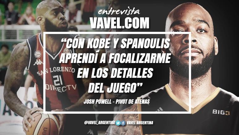 "Entrevista. Josh Powell: ""La Liga Nacional es muy competitiva"""