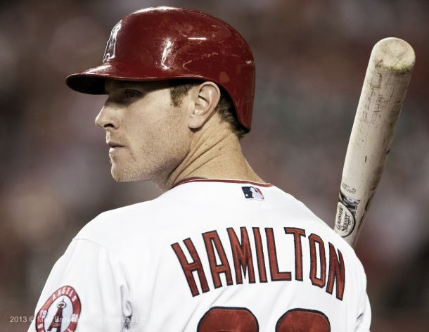 Josh Hamilton estaría cerca de volver