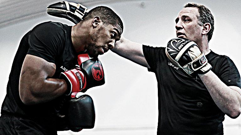 Boxeo Internacional: Joshua acude por vez primera a un Psicólogo Deportivo