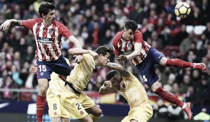 Caerse está permitido, levantarse es obligatorio en el Atlético de Madrid