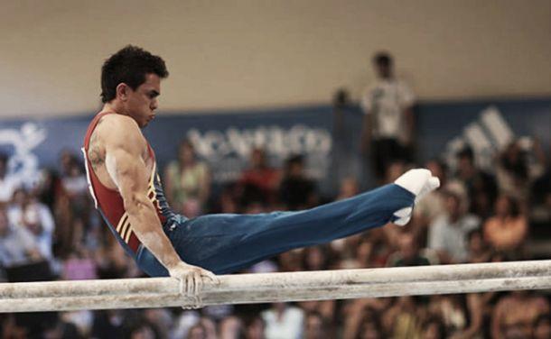 Jossimar Calvo ganó oro en Eslovenia