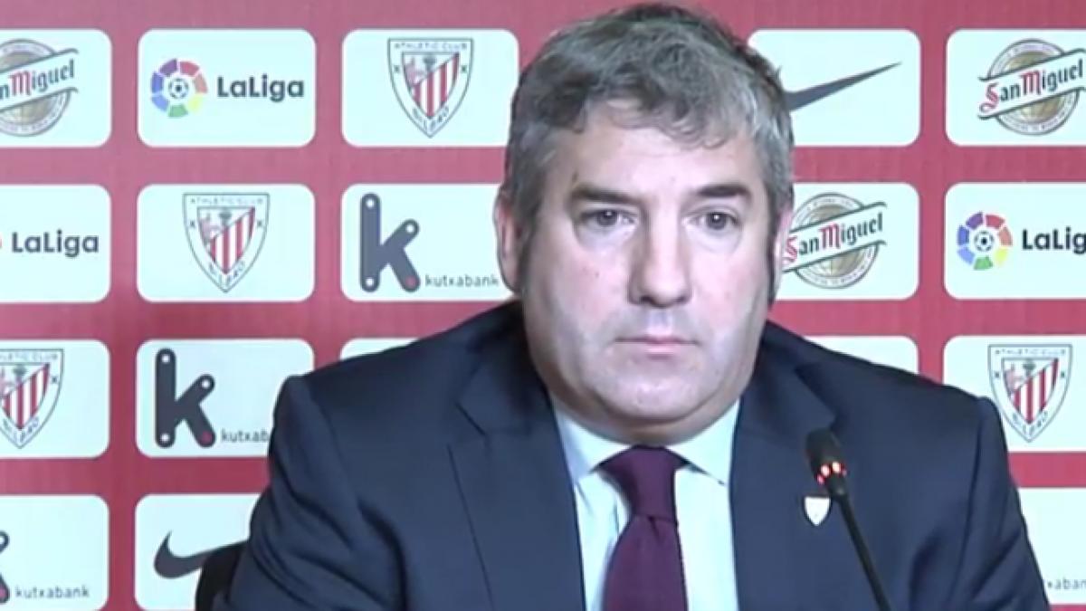 """Urrutia: """" No ha habido una oferta concreta por Oyarzábal"""""""