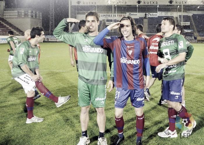 El Eibar subió a Primera tras ganar al Alavés