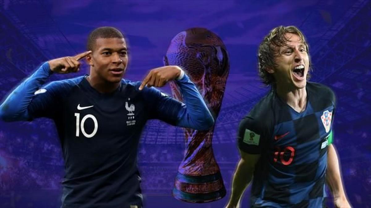 World Cup Jour 30 - Présentation France - Croatie