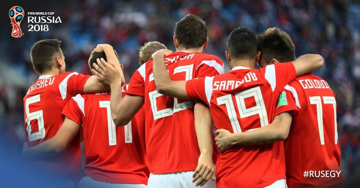 World Cup Jour 6 - La Russie s'éclate