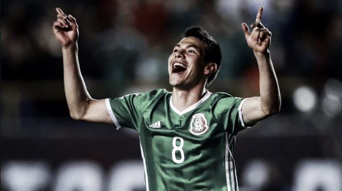 Joven promesa de México 2018: Hirving Lozano, el futuro de la selección azteca