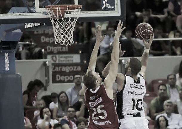FIATC Joventut - CAI Zaragoza: la segunda vuelta toma su curso