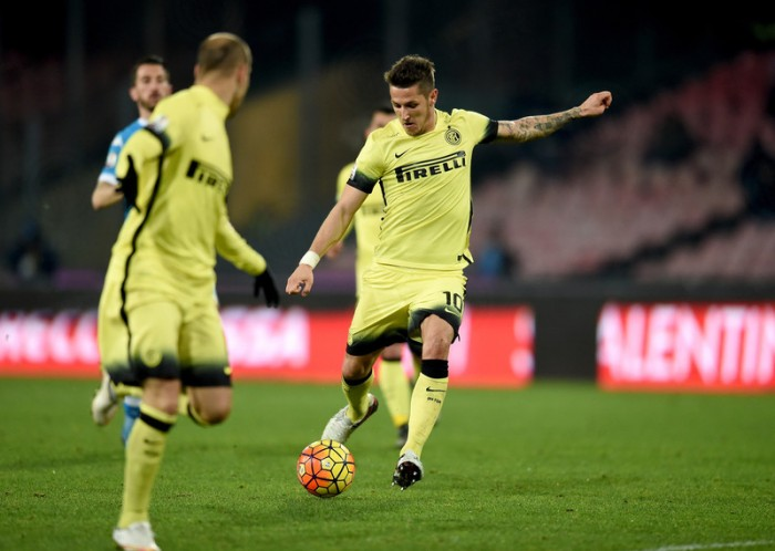 L'Inter Milan écoeure Naples et se qualifie pour les demi-finales