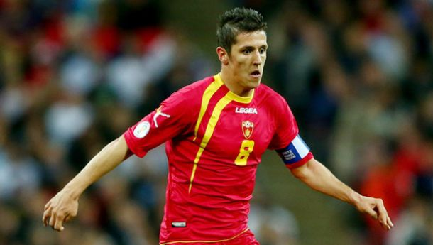 Inter, Jovetic in Nazionale