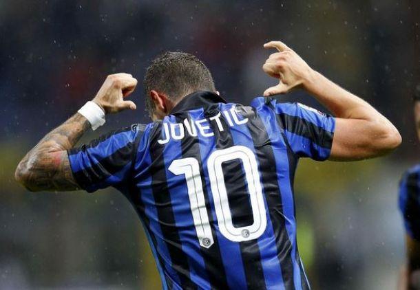 Inter, Jovetic vede la Juve
