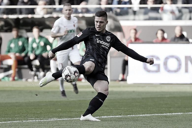 Jović ya es del Eintracht