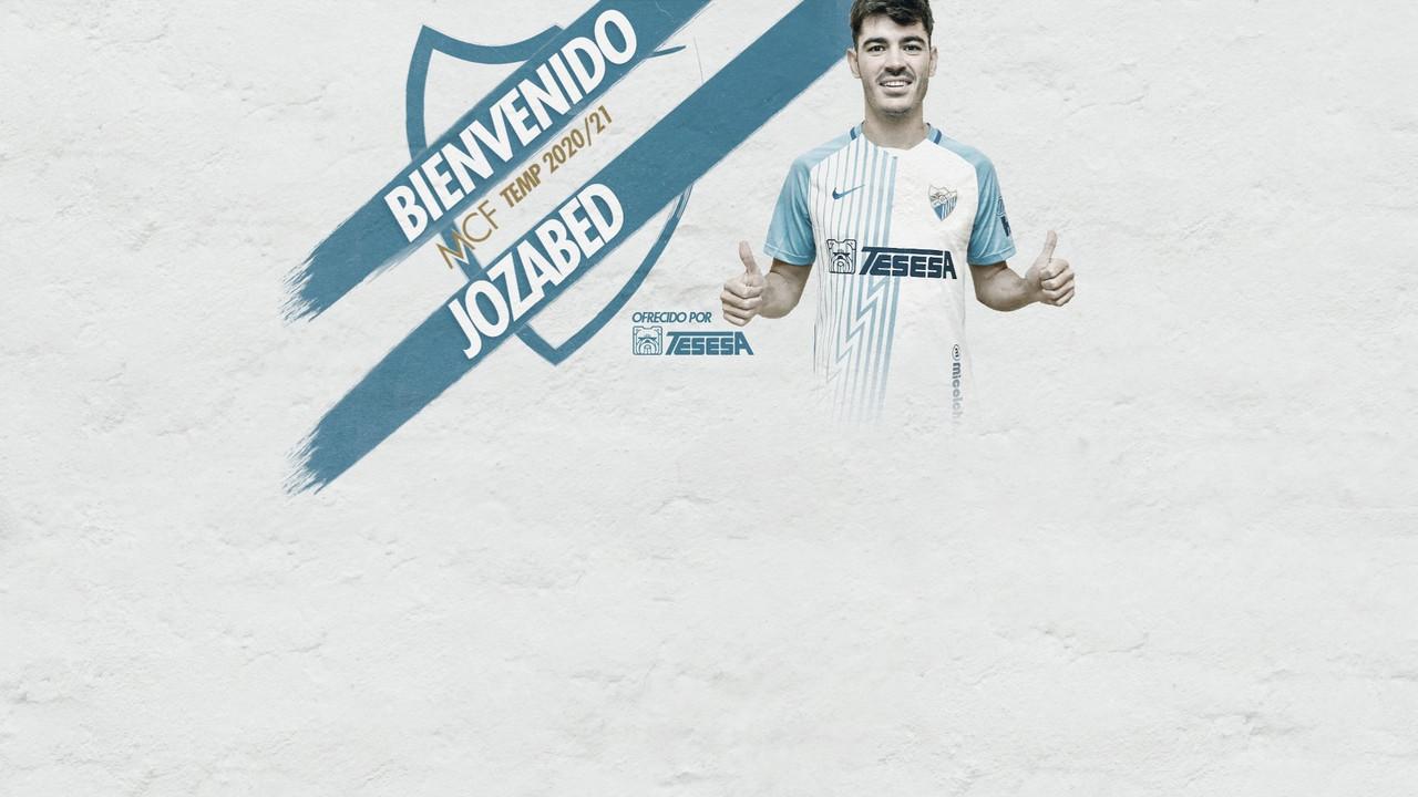 Noveno fichaje para el Málaga CF, Jozabed