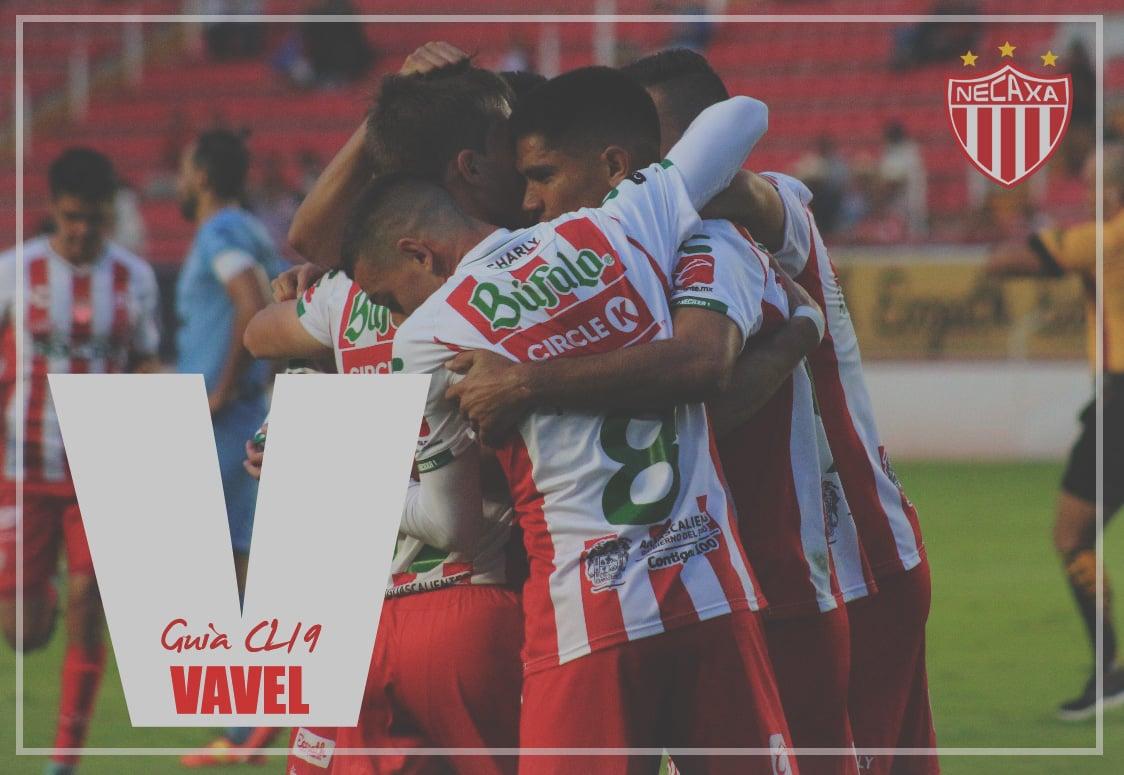 Guía VAVEL Clausura 2019: Necaxa