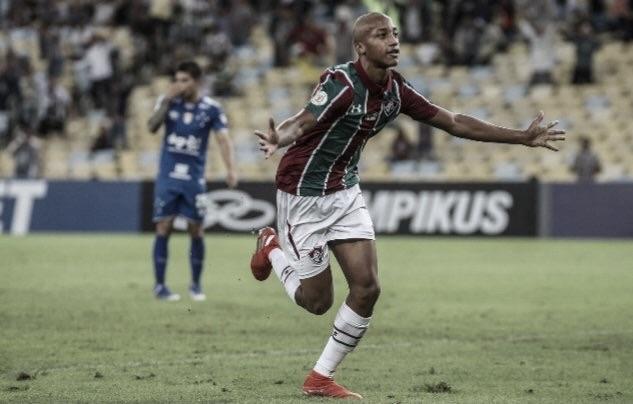 Xerém brilha e Fluminense goleia Cruzeiro no Brasileirão