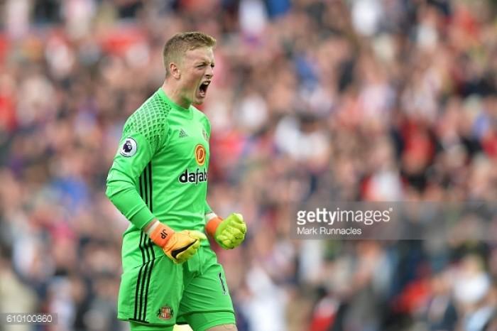 'I am a winner', insists Sunderland's Jordan Pickford