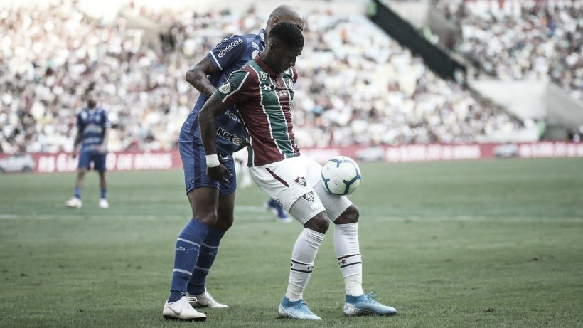 "CSA e Fluminense fazem ""final do desespero"" na fuga do rebaixamento"