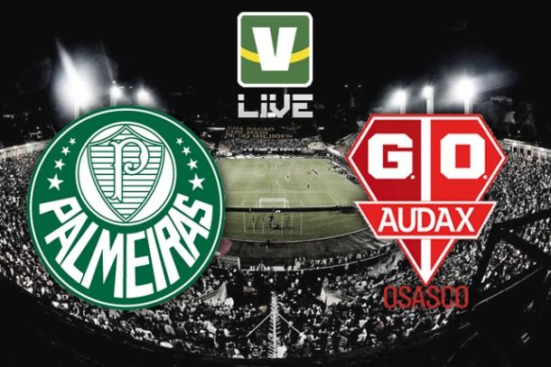 Campeonato Paulista: Palmeiras x Osasco Audax ao vivo online