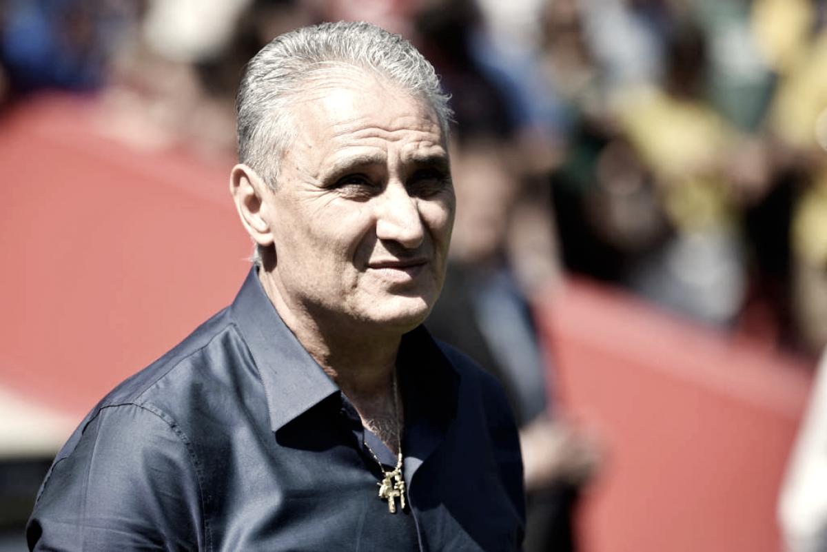 """Tite comemora vitória sobre Croácia e enaltece Neymar: """"Voltou acima do padrão normal"""""""