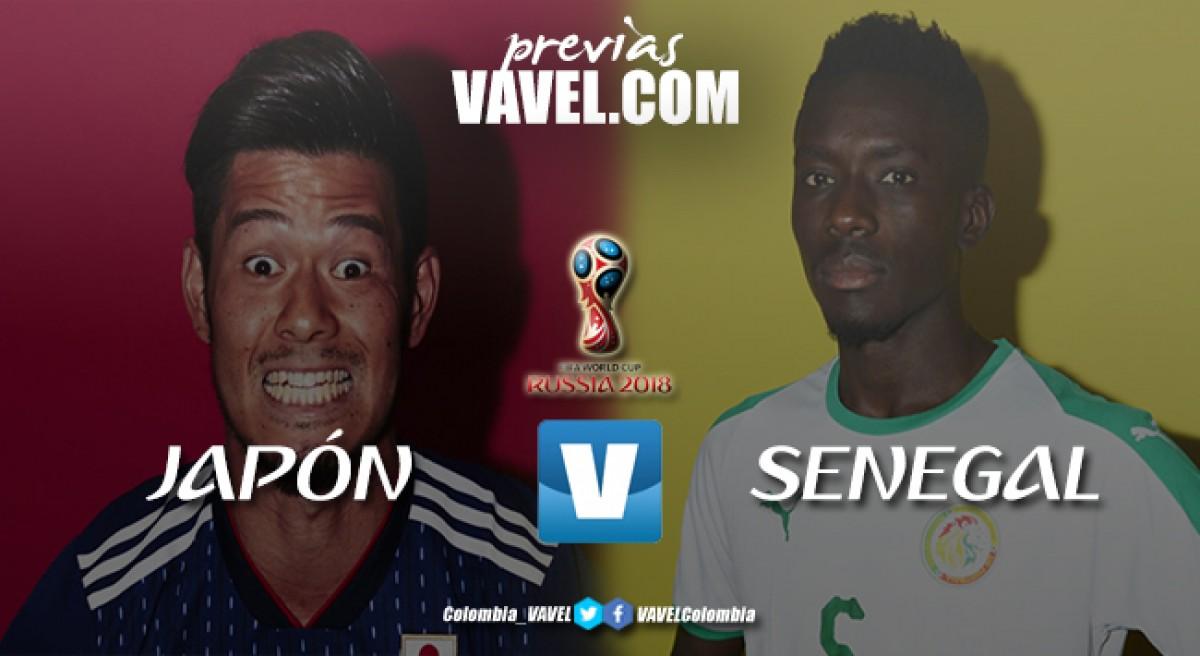 Previa Japón vs Senegal: duelo por la clasificación