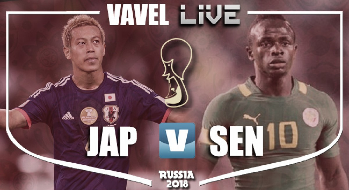 As It Happened: Japan and Senegal Push Each Other To 2-2 Draw In A Stunning Contest