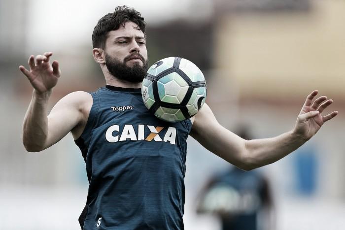 """Em coletiva, João Paulo garante: """"Com certeza queríamos ter um desempenho melhor"""""""