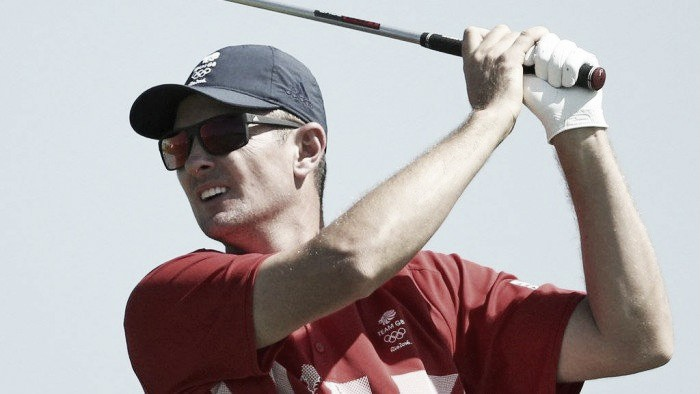Rio 2016: Justin Rose leads the way with one round to play