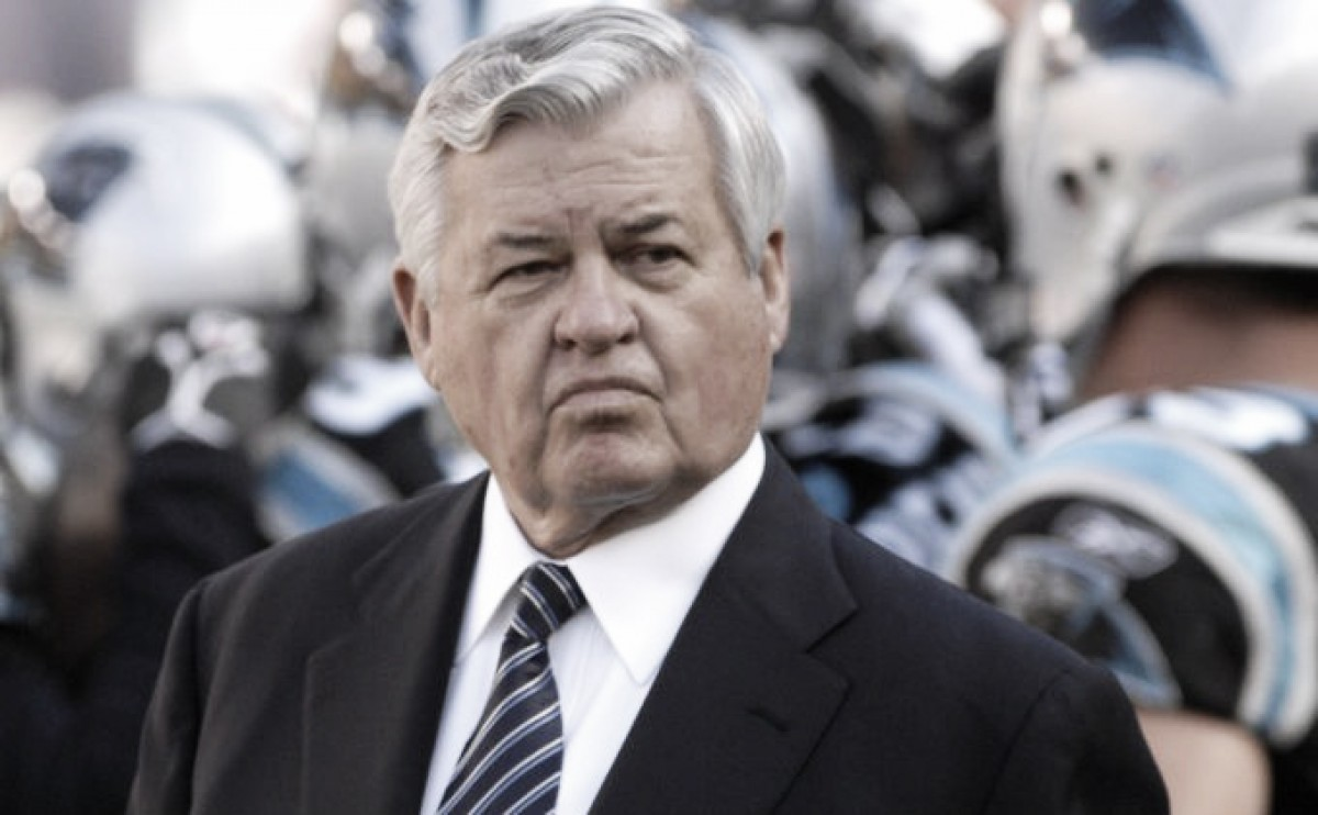 Carolina Panthers' owner Jerry Richardson fined by the NFL