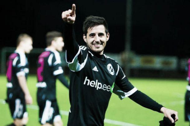 Jorge Rodrigues: um português no 11 ideal da Liga estoniana